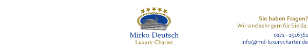 Mirko Deutsch Luxury Charter